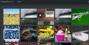 imageshare imgur clone 300x153 - اسکریپت آپلود عکس و اشتراک گذاری تصاویر imgshare