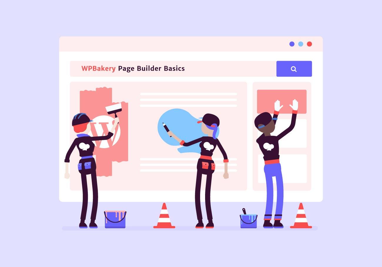 افزونه صفحه ساز WPBakery Page Builder فارسی نسخه ۶٫۲٫۰